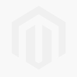 50cm Tartan Stocking With Red Cuff And Reindeer Head, Christmas Decorations